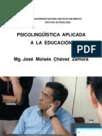 2018 Psicoling Aplicada Educación Maestría
