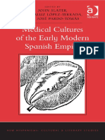 John Slater - Medical Cultures of the Early Modern Spanish Empire