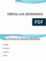 Virtual Lan Technology