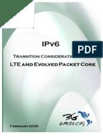 3G Americas IPv6 LTE