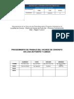 OP-IN-05-C Proc. Vac Concreto FibroReforzado Muelle e=10cm V.01 (1)