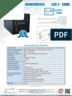 EstabilizadorLCR norma tecnica