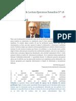Comprensión de Lectura Ejercicios Resueltos Nº 18.docx