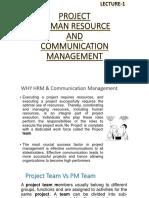 Project management Slides
