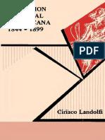 Ciriaco Landolfi - Evolución cultural dominicana 1844 - 1899.pdf