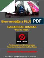 Apresentacion PlusToken Español  WorldTradingClub