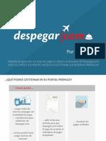 Instructivo Portal Prepago