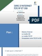 histoire d'internet,TCP/IP