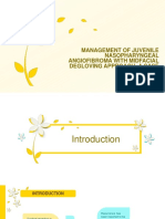 angiofibroma nasofaring case report