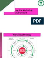 4 Analyzing the Marketing Environment