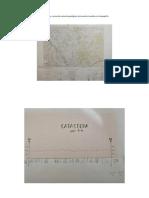 Lineamientos y Zonas de Contactos Geológicos de Acuerdo Al Cambio en La Topografía y Perfiles Por Jairo Juca