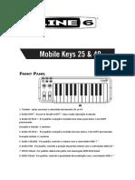 Manual Mobile Keys 49 Tradução Jairo