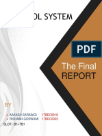 Final Report Control System