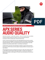 Apx Audio Fact Sheet Final