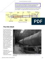 Cement Kilns_ Design Features of Rotary Kilns