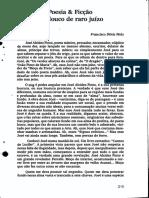 Um Louco de Raro Juízo - Francisco Denis Melo