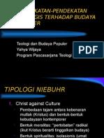 PENDEKATAN-PENDEKATAN TEOLOGIS TERHADAP BUDAYA POPULER