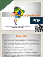 Oswald de Andrade apresentação