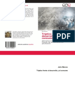 Tríptico frente al desarrollo y al consumo (EAE, Diciembre 18)