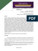 DOCÊNCIA NO ENSINO SUPERIOR CARACTERÍSTICAS DE UMA formação.pdf