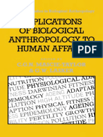 Applications of Biological Anthropology to Human Affairs - C. G. Nicholas Mascie-...(2005,.pdf