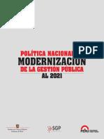 Política Nacional