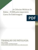 Faculdade patologia concluido