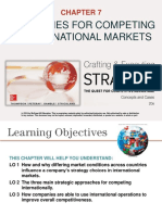 Strategic Management Chapitre 7 Session 5-3