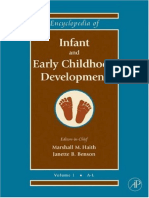 Haith, M., & Benson, J.. Psychology Encyclopedia of Infant and Early Childhood Development. Volume 2