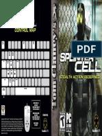Manual English Splinter Cell