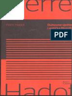Hadot - Duhovne vjezbe i anticka filozofija.pdf