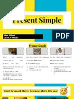ppt present simple