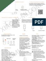 Manual miband2