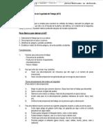Curso Operacion Perforadoras Mineras Seguridad Sistemas Componentes Especificaciones Instrucciones Procedimientos