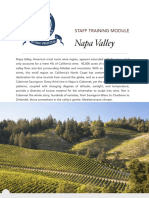 Napa Valley Staff Training Guide