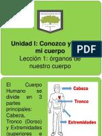 ppt Cs. Unidad 1