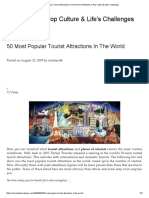 50 Most Popular Tourist Attractions In The World _ Reflections of Pop Culture & Life's Challenges.pdf