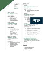 dunavan dustin - resume 4-4-19