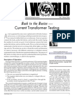 Ct Testing