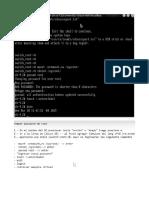 Break OracleLinux