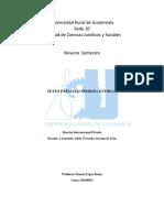 Analisis de Los Derechos Publico y Privado