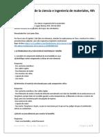 Taller 2. Diseño y Selección de Materiales de Ingeniería