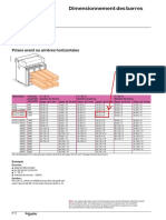 Secciones de Barras Recomendadas NS Hasta 1600A (1)