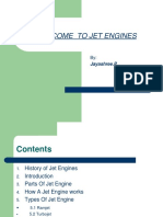 Welcome to Jet Engines