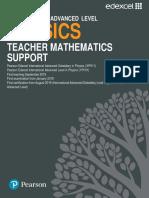 Teacher Mathematics Support
