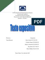 Informe de Com. y Expresion Linguistica