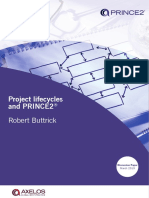 Project Lifecycles and PRINCE2 20190403
