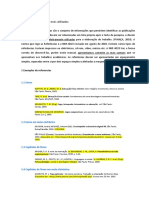Exemplos de Referências