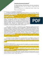 Vega Martínez, Iozzi, Lampasona, Olmos y Montenegro - La Tablada. Cierre y Reconfiguración en Los Procesos de Resistencia