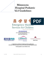 ALS Pediatric Guidelines